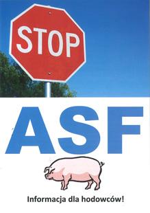 STOP ASF